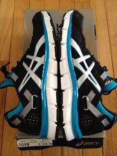Asics Women Shoes Gel Synthesis Black Island Blue Sz 8 Running $110