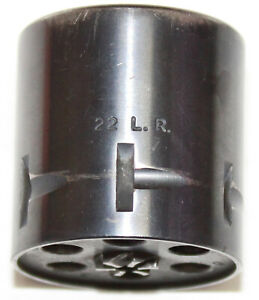 Harrington & Richardson H&R 6 Shot 22 Long Rifle .22 LR Revolver Cylinder