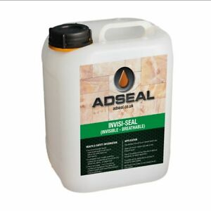 Invisiseal Invisible Sealer Internal and External Floor Sealer for Stone, unglaz