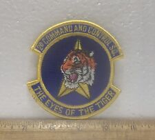 US Air Force 2D Command and Control Squadron Embroidered Patch