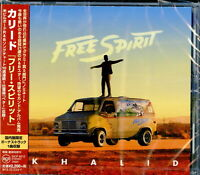 KHALID-UNTITLED-JAPAN CD BONUS TRACK E78