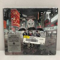 Jonas Brothers A Little Bit Longer CD New Sealed Pop Rock Nick Kevin Joe Band