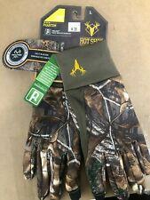 Jacob Ash Hot Shot Ringneck Realtree AP Camo Hunting Gloves Size O//S NEW!