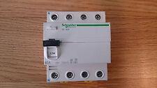 Schneider Residual Current Circuit Breaker A9R35480 iID - 80A