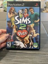 Sims 2: Pets (Sony PS2, 2006) - European Version