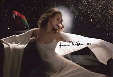 Joanna Newsom Signed Autograph 8x12 Photograph Indie The Muppets Very Rare