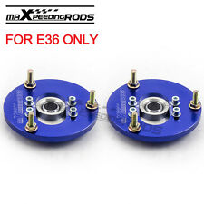 Front Coilover Top Mount Camber Plate para BMW E36 318 328 323 325 M3 90-99 new