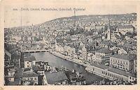 Br33057 Zurich Panorama switzerland