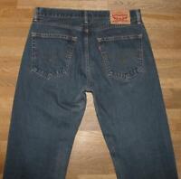 """WOW!!!"""" LEVI`S 505 """" Herren- Jeans / Blue-Jeans in blau W33""""/ L32"""""""