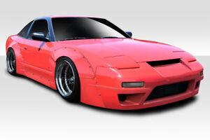 89-94 Fits Nissan 240SX RBS V3 Duraflex 12pcs Full Body Kit!!! 113878