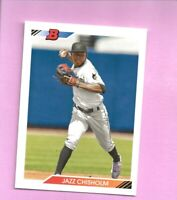 2020 Bowman Heritage Prospects Jazz Chisholm BHP-72 Miami Marlins