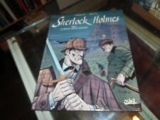 Sherlock Holmes. Tome 2: La folie du Colonel Warburton.  Croquet, Bonte