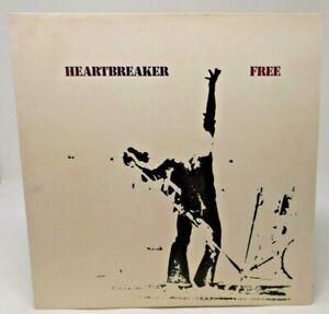 """Free """"Heartbreaker"""" LP"""