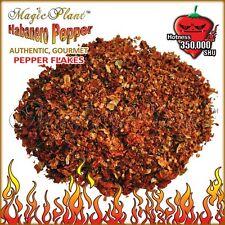 Habanero Pepper Crushed / Dried Habanero Chili Flakes - 1LB