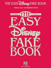EASY DISNEY FAKE BOOK - 'C' EDITION FAKE BOOK