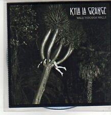 (CO48) Kyla La Grange, Walk Through Walls - DJ CD