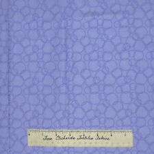 Nursery Fabric - Having A Baby Lilac Purple Ring Circle Camelot Cotton Quilt Yd