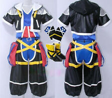 KINGDOM HEARTS SORA COSPLAY GAME COSTUME ANY SIZE