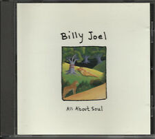 BILLY JOEL All About Soul REMIX &  UNRELEASED TRK LIMITED USA CD Single 1993