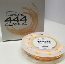 Cortland 444 Classic Fly Line - Peach DT7F - Brand New