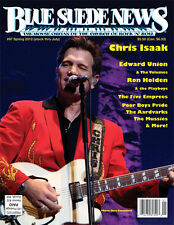 BLUE SUEDE 97  Chris Isaak, Ron Holden, the Volumes, Aardvarks, & more!