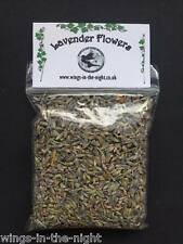 LAVENDER FLOWERS Dried Magical Herb ~ Relaxation/Sleep/Love/Protection/ ~ Pagan