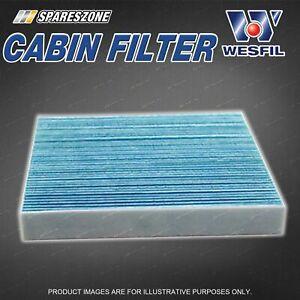 Wesfil Cabin Filter for Mazda BT-50 UP 2.2L 3.2L TDCi Refer RCA227P