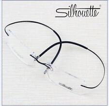 8813 Silhouette Ultra-Light Titanium Eyeglasses Frame Rimless Glasses Frame.2g!