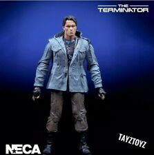 "NECA - Terminator Ultimate Tech Noir T-800 7"" NEW & OFFICIAL"