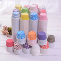 Cute 100 pcs Cupcake Liner Baking Cups Mold Paper Muffin Cases Cake Tool ST