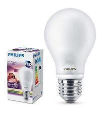 1x PHILIPS Lámpara LED FORMA BOMBILLA A+ 6w = 40w / E27 2700k Blanco cálido