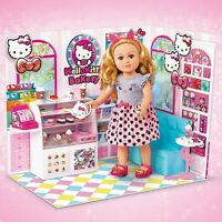 """My Life As Hello Kitty Bakery Play Set 44PC  For 18"""" Doll In Hand Ready to ship!"""