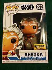 Funko Pop! AHSOKA #272 Disney Star Wars Hot Topic Exclusive
