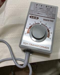 LGB 5003/110 Toy Train Transformer
