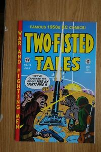 EC Reprint Two-Fisted Tales #12 (July,1995) Modern Age Comic