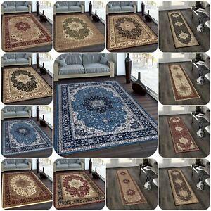 New Modern Large Traditional Rugs Hallway Runner Rug Bedroom Living Room Carpet