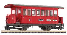 "Liliput H0e 344358 - Personenwagen der Zillertalbahn B 12 ""Gem. Ried""  Neuware"