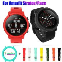 Watch Band 22mm Strap Full Cover For Xiaomi Huami Amazfit Pace / Stratos