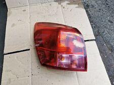 NISSAN Qashqai 2007-2010 rear light tail light PASSENGER SIDE