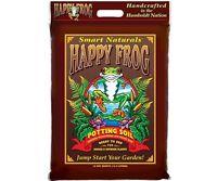 1, 2 OR 4 Bags Fox Farm Happy Frog Organic Potting Soil 12 Qts SAVE W/ BAY HYDRO