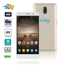 Android 7 DualSim 4G LTE SmartPhone - OctaCore @ 1.3Ghz + Fingerprint Scan(Gold)