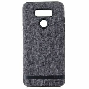 Incipio Esquire Hardshell Protective Hybrid Case Cover For LG G6 - Gray / Black