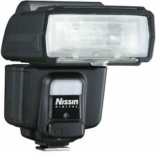 Nissin i60A Flash for Micro Four Thirds Cameras High-Speed Sync up to 1/8000 Sec