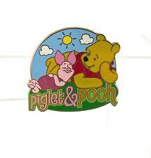 Disney PIGLET & POOH pin Pooh & Gang Pin Trading Starter Set #54763