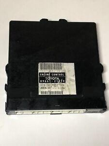 2006 2007 Scion TC Engine Control Module ECM ECU, 89661-21470, 8966121470, OEM