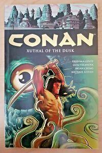 Xuthal of the Dusk (Conan Volume 19, Dark Horse trade paperback)