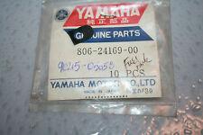 Yamaha nos snowmobile fuel tank band lock washer sl sm gp ew sw ss 292 338 433
