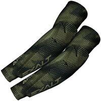 Exalt Alpha Elbow Pads Desert Paintball Forearm Protection XL X-Large NEW