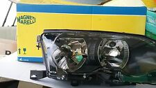 BMW 3 Series E46 2 PORTE COUPE 01-03 RH ANTERIORE PROIETTORE NUOVA NERA Surround BOSCH