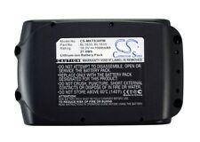 18.0v Batteria Per Makita bl1815 bls713rfe bml184 194204-5 Premium Cella UK NUOVO